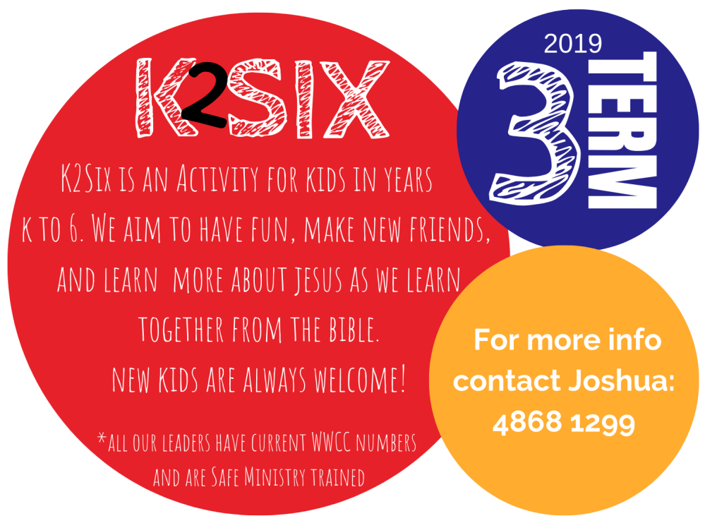K2Six - PPT + Card 2019